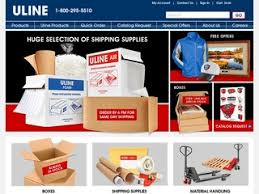 Uline Shipping Supplies Reviews