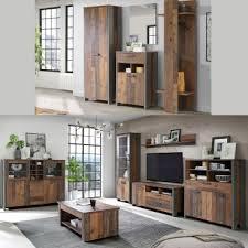 forte clif in wood vintage garderobe und wohnzimmer