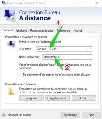 autoriser bureau a distance connexion bureau à distance windows wiki firstheberg com