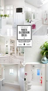 Color Style Guide: All White Bathroom Ideas   Home Tree Atlas 47 Rustic Bathroom Decor Ideas Modern Designs 25 Beautiful All White Decoration Which Will Improve 27 Elegant To Inspire Your Home On Trend Grey Bigbathroomshop Making A More Colorful Hgtv Trendy Black And Tile Aricherlife 33 Master 2019 Photos 23 New And Tiles In A Small Plan Decorating Pictures Of Fniture Ikea That Never Go Out Of Style