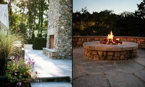 Outdoor Fireplace - Patio Fireplace Gallery | Odd Job Landscaping 30 Best Ideas For Backyard Fireplace And Pergolas Dignscapes East Patchogue Ny Outdoor Fireplaces Images About Backyard With Nice Back Yards Fire Place Fireplace Makeovers Rumfords Patio With Outdoor Natural Stone Around The Fire Download Designs Gen4ngresscom Exterior Design Excellent Diy Pictures Of Backyards Enchanting Patiofireplace An Is All You Need To Keep Summer Going Huffpost 66 Pit Ideas Network Blog Made