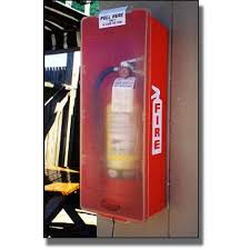 Recessed Fire Extinguisher Cabinet Detail by Fire Extinguisher And Cabinet Cost Bar Cabinet