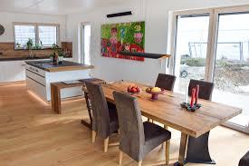 küche weiß eiche altholz