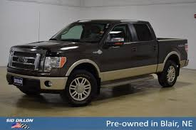 Pre-Owned 2009 Ford F-150 King Ranch Crew Cab In Blair #38427B | Sid ...