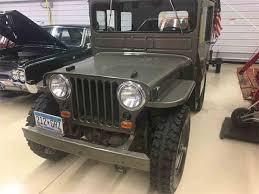 1946 Willys Jeep For Sale | ClassicCars.com | CC-937053 1944 Willys Mb Jeep For Sale Militaryjeepcom 1949 Jeeps Sale Pinterest Willys And 1970 Willys Jeep M3841 Hemmings Motor News 2662878 Find Of The Day 1950 473 4wd Picku Daily For In India Jpeg Httprimagescolaycasa Ww2 Original 1945 Pickup Truck 4x4 1962 Classiccarscom Cc776387 Bat Auctions