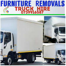 Truck For Hire 4 Ton Closed Body | Junk Mail