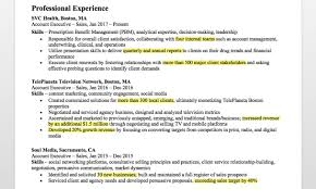 Account Executive Resume & Writing Tips | Resume Companion Sales Executive Resume Elegant Example Resume Sample For Fmcg Executive Resume Formats Top 8 Cporate Travel Sales Samples Credit Card Rumeexampwdhorshbeirutsales Objective Demirisonsultingco Technology Disnctive Documents 77 Format For Mobile Wwwautoalbuminfo 11 Marketing Samples Hiring Managers Will Notice Marketing Beautiful 20 Administrative Pdf New Direct Support