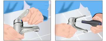 changer mitigeur cuisine réparer un mitigeur qui fuit à la base et changer sa cartouche