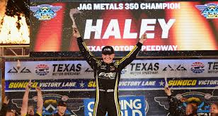 Justin Haley Wins Texas And Is Headed To Championship 4 | MRN