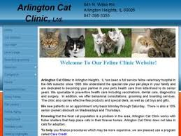 arlington cat clinic boarding palatine illinois il boarding
