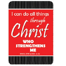 Pkg 10 I Can Do All Things Through Christ