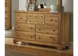 Vaughan Bassett Triple Dresser by Vaughan Bassett 003 Buy American Journey 8 Drawer Triple Dresser