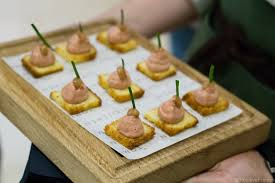 canapes but positive fridays a birmingham food opening tom s kitchen