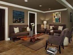trendige ideen in braun für ihr wohnzimmer trendomat