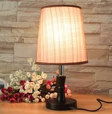 Hot Selling Modern Chinese Style Table Lamps Brief American Rustic Bedroom Lamp Project Lighting