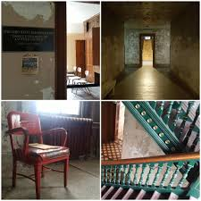 Mansfield Prison Halloween Attraction by Glimpse The Creepy Interior Of The Ohio State Reformatory In Mansfield