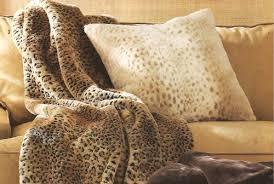 williams sonoma home faux fur throws and pillows textile blog