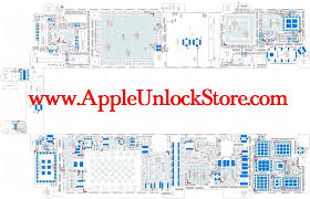 AppleUnlockStore Service Manuals iPhone 5S Circuit Diagram