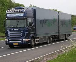 Dutch Flower Lorries