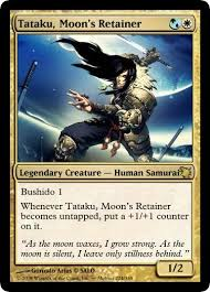 Competitive Samurai Deck Mtg by Mcc April Round 2 Custom Card Contests And Games Custom