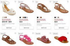 HOT Women's Sandals Deal At JCPenney: Buy 1 Get 2 FREE ... Salon Service Menu Jcpenney Printable Coupons Black Friday 2018 Electric Run Jcpenney10 Off 10 Coupon Code Plus Free Shipping From Coupons For Express Printable Db 2016 Kindle Voyage Promo Code Business Portrait Coupon Jcpenney House Of Rana Promo Codes For Jcpenney Online Shopping Online Discounts Premium Outlet 2019 Alienation Psn Discount 5 Off 25 Purchase Cardholders Hobbies Wheatstack Disney Store 40 Six Flags