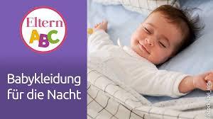 plötzlicher kindstod so schläft dein baby sicher eltern de