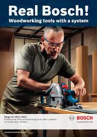 woodworking tools with a system robert bosch elektrowerkzeuge