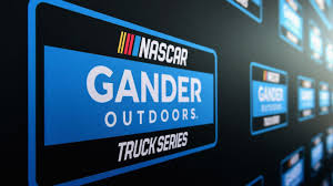 Gander Outdoors Truck Series Logo Unveiled