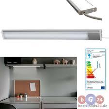 led lichtleiste 230v möbel unterbauleuchte küchen