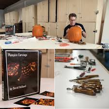 Largest Pumpkin Ever Carved by The Jack O U0027 Lantern King 405 Magazine October 2017 Oklahoma City