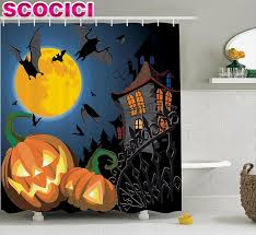 Cheap Scene Setters Halloween by 100 Halloween Scene Backdrops Nevermore Productions