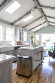 trendy vaulted ceiling kitchen 32 recessed lighting vaulted