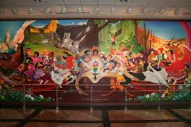 Denver Airport Murals Conspiracy Theory by Sinister Sites The Denver International Airport