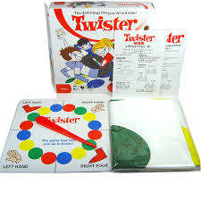 2017 America And Hot Sale Board Game Twister That Ties You Up In Knots Games Party Family Children Friend From Sports