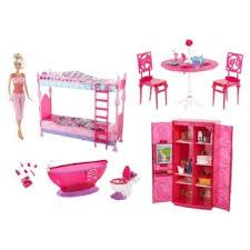 buy barbie big box furniture set super value bundle bunk bed
