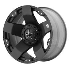 100 Discount Truck Wheels Amazoncom XDSeries Rockstar XD775 Matte Black Wheel 18x9