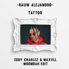 Diego Alejandro Tattoos Rauw Alejandro Eddy Charlez Maxvll Moombah Edit