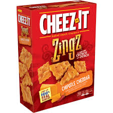 Chipotle Halloween Deal 2014 by Cheez It Zingz Chipotle Cheddar Baked Snack Crackers 12 4 Oz