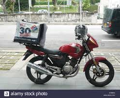 Pizza Delivery Motor Bike Asia