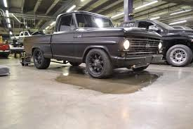 100 Custom Truck Shops Cool Metal 69 Ford F100 12 Valve Swap Twin Turbos Built