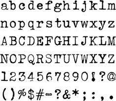 Teacher Written In Typewriter Font Tattoo