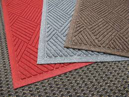 Waterhog Commercial Floor Mats by Waterhog Premier Mats With Anchor Safe Rubber Backing By American