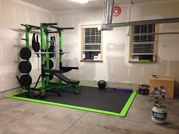 Gallery Of 40 Home Gym Ideas Garage Budget Workout Rooms Limited New 9