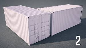 100 Shipping Container Model CGC Classic Ing A Pt 2 Blender 26