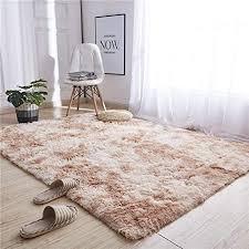 shaggy teppich serria moderne ultraweiche langflor carpet läufer für schlafzimmer esszimmer flur und kinderzimmer
