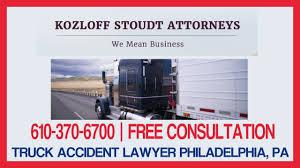 100 Truck Accident Lawyer Philadelphia S In YouTube