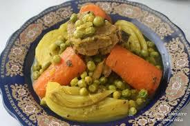 legume cuisin tajine de veau aux fenouil carottes et petits pois