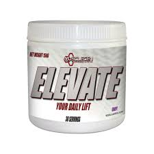 Elevate Grape Flavored Fat Annihilating Energy And Weight Loss Drink