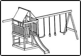 28 Collection Of Jungle Gym Drawings