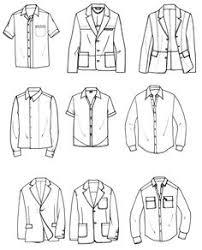 Mens Jacket And Shirt